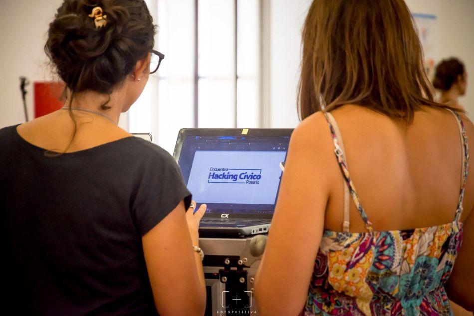 Democracia a escala: Hacking Cívico en Rosario