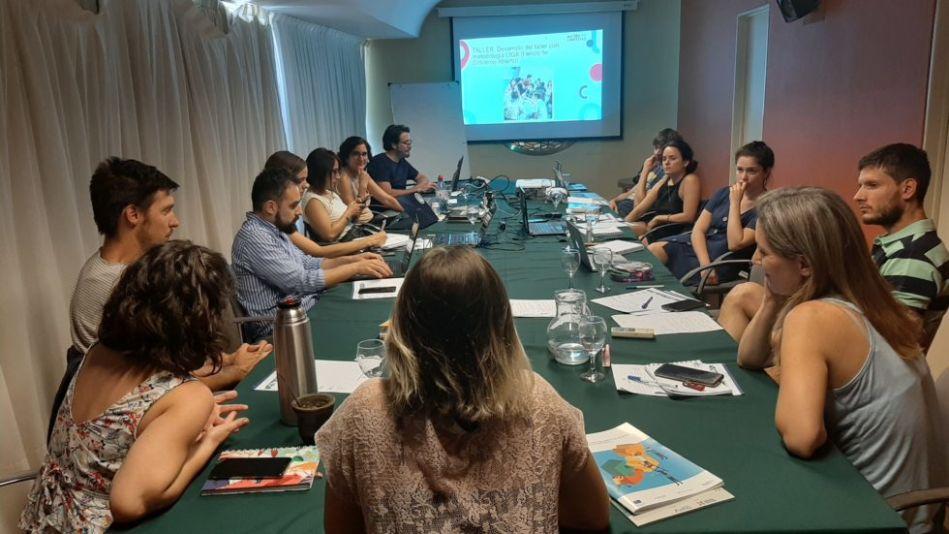 #Partícipes: Avanzamos tejiendo nuestra red de participación ciudadana