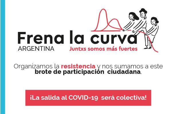 Lanzamos colectivamente Frena La Curva Argentina